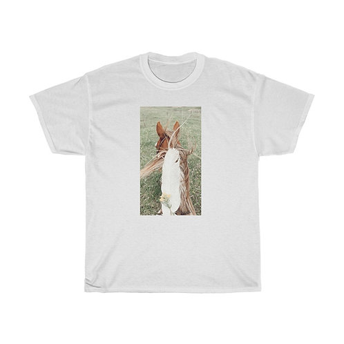 When Feathers Appear Angels Are Near Unisex Heavy Cotton Tee
