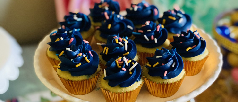 Miniature Cupcakes Food-Delivery
