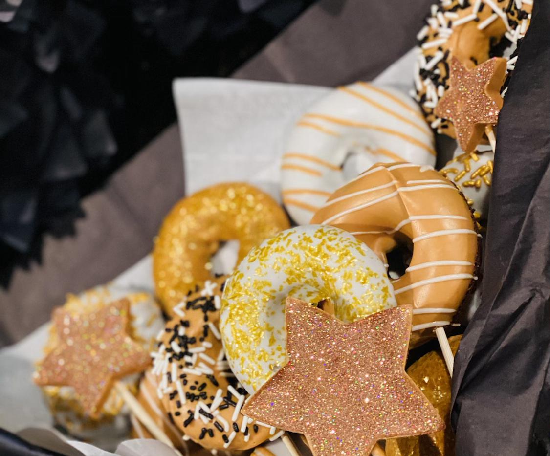Custom Desserts Food-Delivery