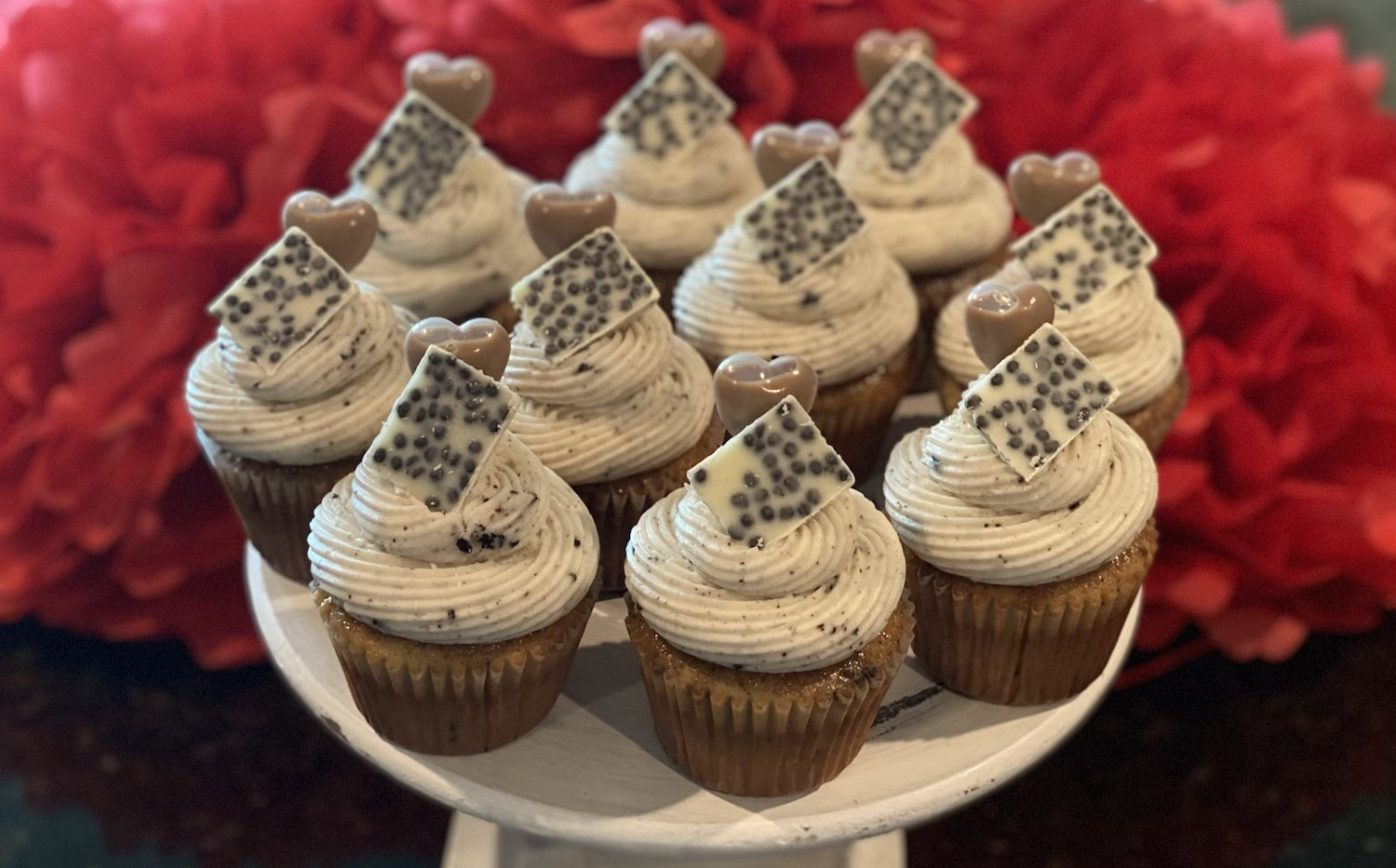 Alcohol Cupcakes (21 years old & up)