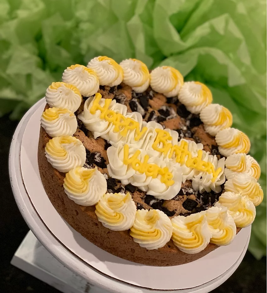 Cookie Cakes Food-Delivery