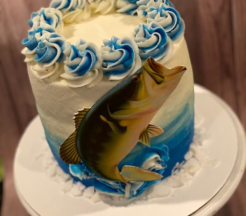 Custom Cakes Food-Delivery