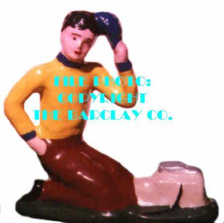 #012 - Shoe Shine Boy