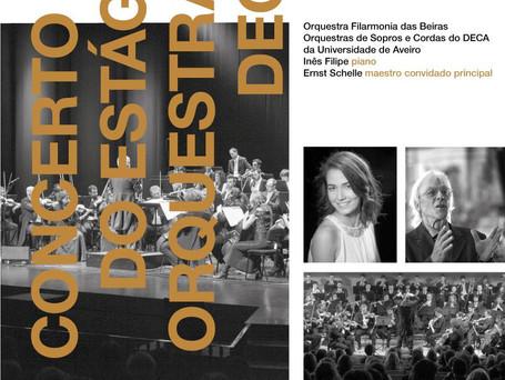 Ravel Concerto in G, Aveiro'18