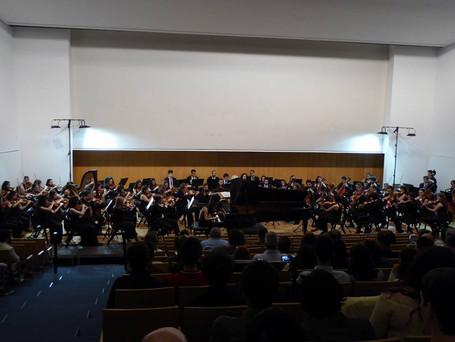 Ravel Piano Concert G, Aveiro'18