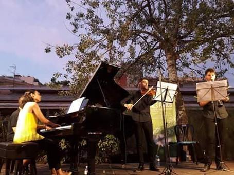 ArsisTrio Concert Barcelona'18