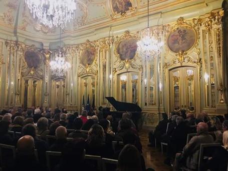ContinumDuo Concert, Palacio Foz, Lisbon'19