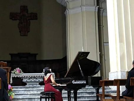 Recital - Crotone Cathedral, Italy