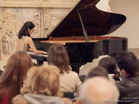 Solo Piano Recital Coimbra '19