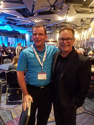 David Cooperrider & Mike Echevarria - who both participated in our C&P summit that utilized the innovative (AI) Appreciate Inquiry Collaboration platform software – ComNexus