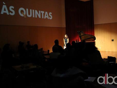 Recital, Cineteatro Alba, Abergaria'17