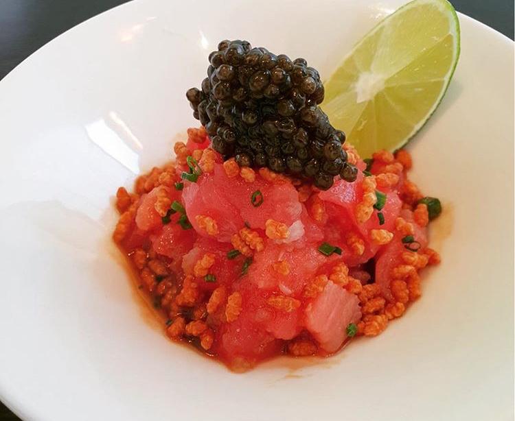 Tuna Caviar Tartar