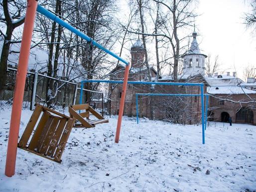 Запущен бесплатный номер для жалоб на детские площадки