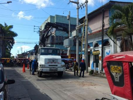 Iquitos, ¿Sodoma o Gomorra? ¿Cuánto nos cuesta el desorden y las obras para todos?