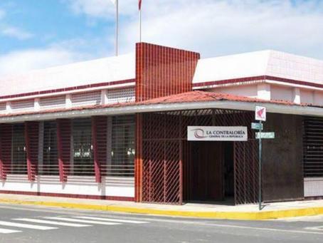 DIERON POR CONCLUIDA ENCARGATURA DE CONTRALOR REGIONAL