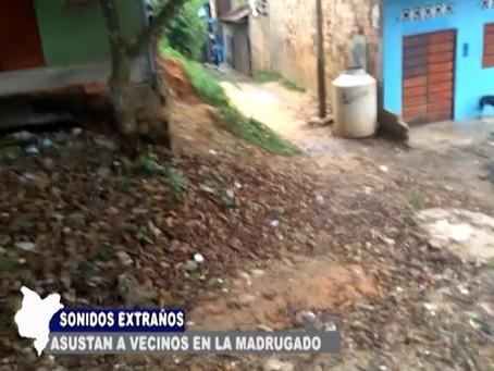 SONIDOS EXTRAÑOS ASUSTAN A VECINOS DE 9 DE OCTUBRE EN LAS MADRUGADAS DE LOS VIERNES