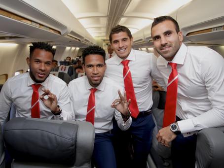 Selección peruana llegó a Rusia para disputar el Mundial