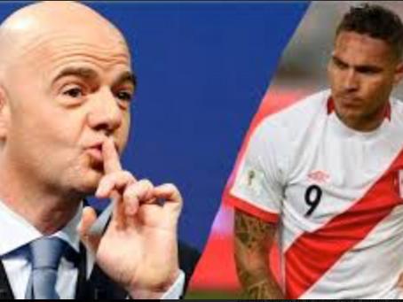 ¿Qué dijo Gianni Infantino tras reunirse con Paolo Guerrero en la FIFA?