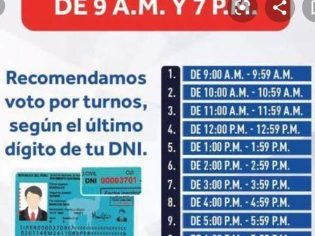 Elecciones 2021 Segunda Vuelta #AmazonicadeTelevision #ElLoretano #ElLoretanoedicioncentral