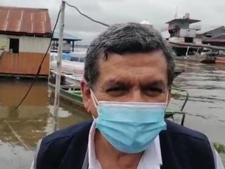 Vacuna Rusa: Estamos en tratamientos iniciales. Ministro de Salud