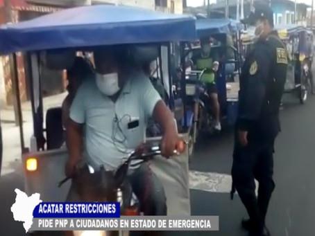 SALEN EN CUARENTENA GRAN CANTIDAD DE VEHÍCULOS INTERVENIDOS