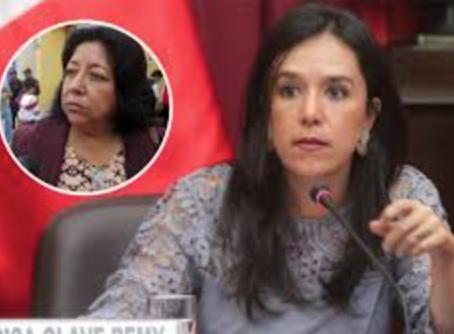 Marisa Glave: María Elena Foronda ha cometido un error político.