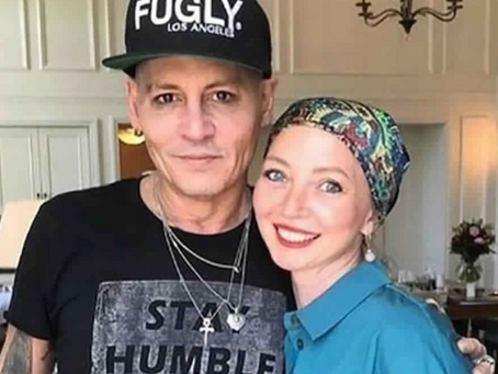 El mal aspecto de Johnny Depp preocupa a sus fans