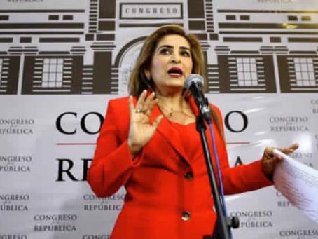 Recomiendan suspender por 120 días a Maritza Garcia