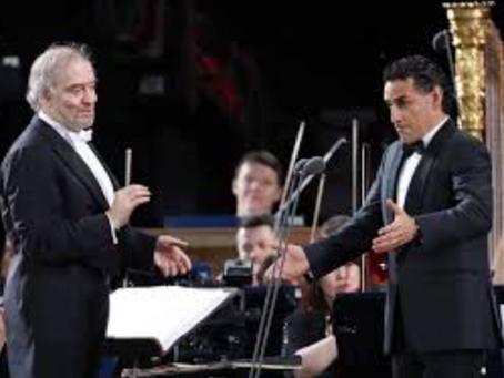 Juan Diego Flórez deslumbró en la Plaza Roja previo al Mundial Rusia 2018
