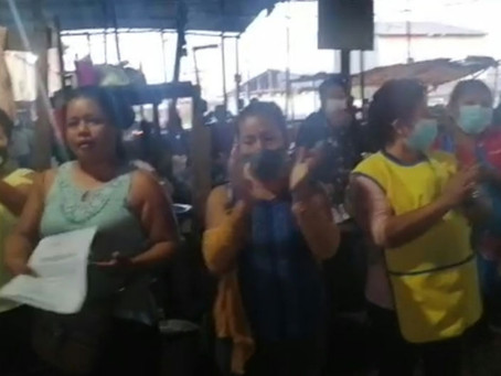 En Mercado de Masusa temen desalojo por deuda en alquiler del Municipio de Punchana