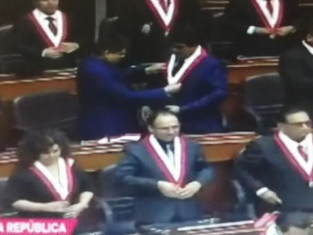 JURAMENTACIÓN DEL CONGRESO REPRESENTANTES DE LORETO JURARON POR DIOS Y POR LA PATRIA