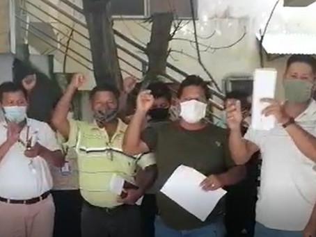 CONTAMINACIÓN DE RÍOS Y PECES EN COMUNIDAD DE SANTA ELENA