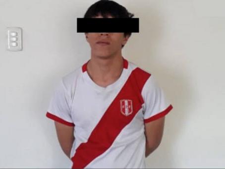 La Policía capturó al sospechoso de quemar viva a una mujer en Cajamarca