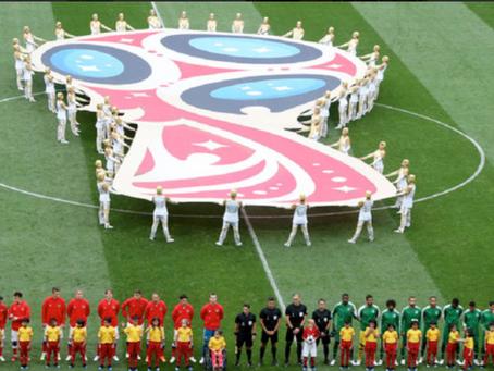 Inauguración del Mundial Rusia 2018 : ¡Música y color!