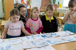 Kindergartenkunst