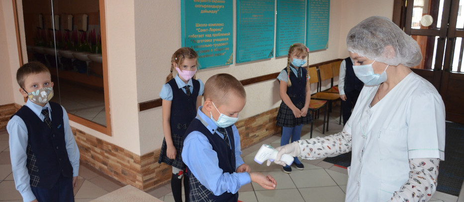 Coronamaßnahmen in der Schule