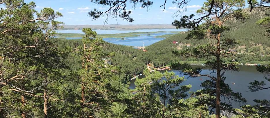 Im Nationalpark Barawoe