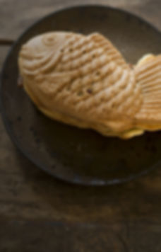 Authentic Taiyaki