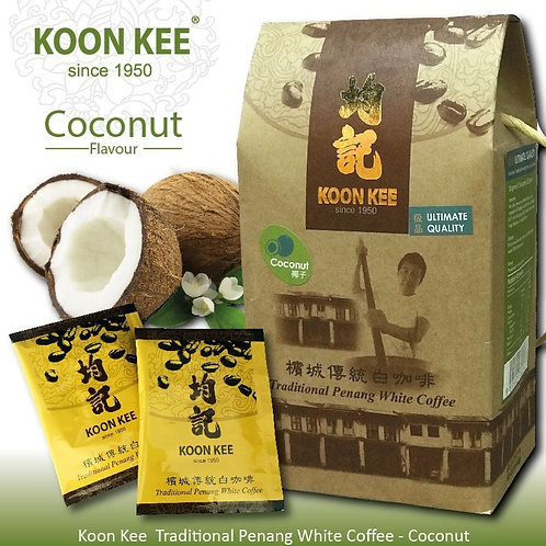Koon Kee Traditional Penang White Coffee - Gourmet Flavours (Coconut)