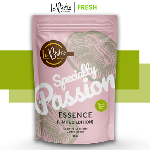 LeBistro Essence Ltd Edition - Tanzania Karatu Nitin