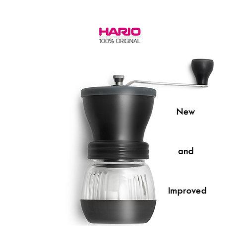 Original HARIO Skerton Plus Hand Coffee Grinder With Ceramic Burr