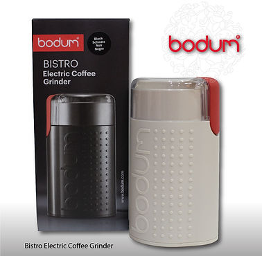 bodum - Bistro Electric Coffee Grinder.j