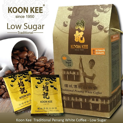 Koon Kee Traditional Penang White Coffee - Original Low Sugar