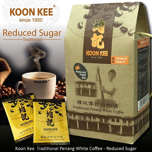 Koon Kee Traditional Penang White Coffee - Original Reduced Sugar