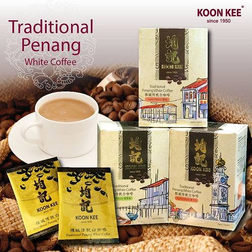 Koon Kee Traditional Penang White Coffee - Combo Pack Original