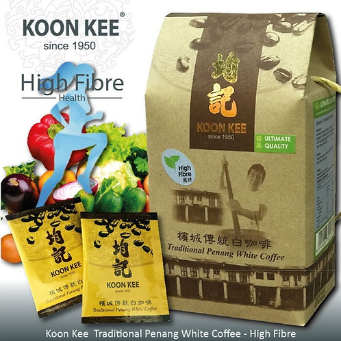 Koon Kee Traditional Penang White Coffee - Health Series (High Fibre)