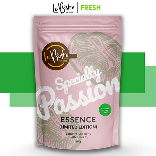 LeBistro Essence Ltd Edition - El Salvador Picacho SHG