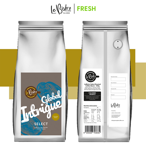 LeBistro Select - Colombia Arabica, 500G