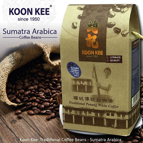 Koon Kee Traditional Roasted Coffee - Sumatra Beans