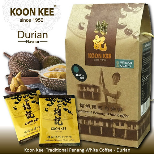 Koon Kee Traditional Penang White Coffee - Gourmet Flavours (Durian)